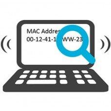 تعیین مک آدرس آیفون - iPhone Mac Address